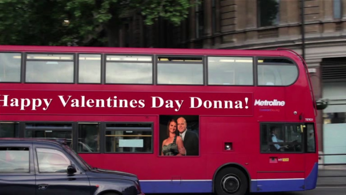Happy Valentines Day Donna !