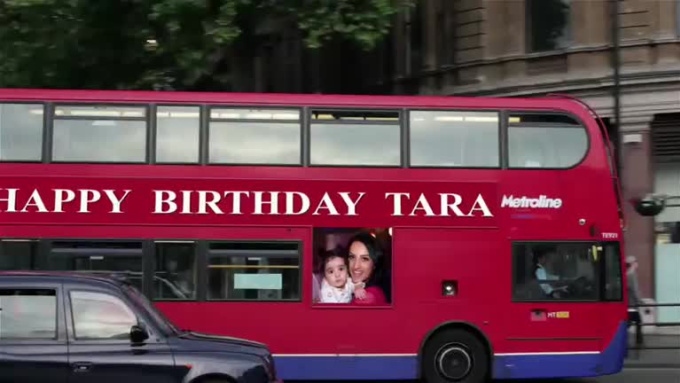 HAPPY BIRTHDAY TARA - Video