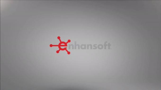 Enhansoft Logo Reveal
