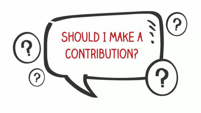 ContributionModi