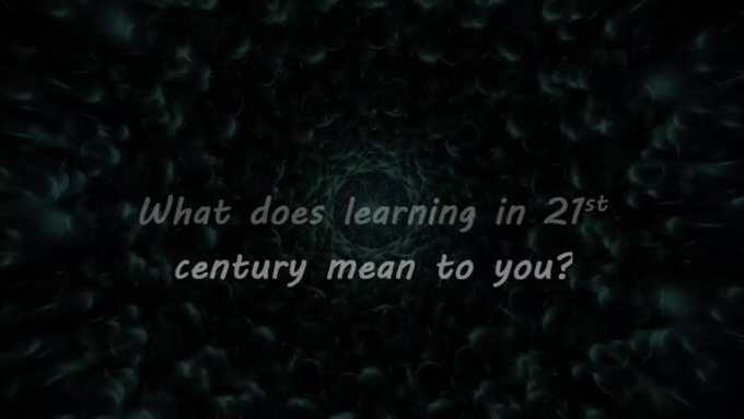 What does you mean by learning in 21st century