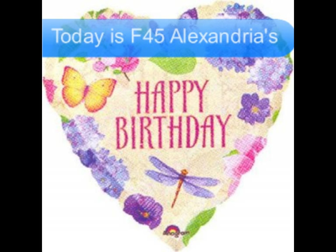 F45 Alexandria B