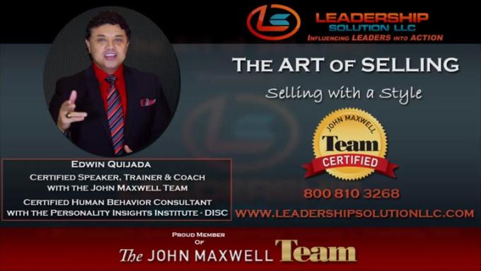 EQ_The Art Of Selling