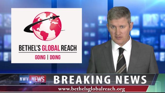 Bethels global reach news 21-07-2016