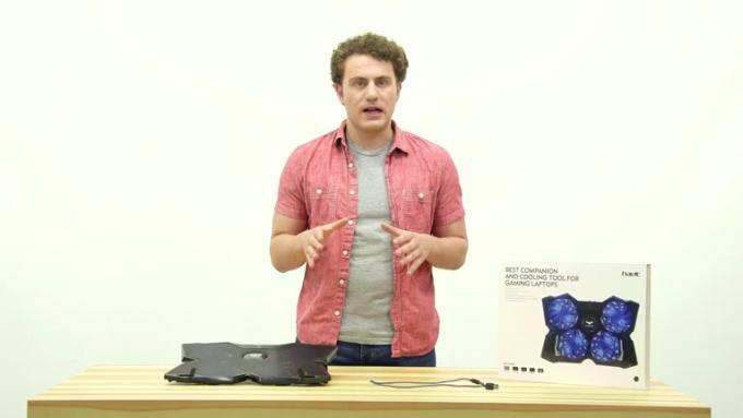 Product Video - Havit Laptop Cooler
