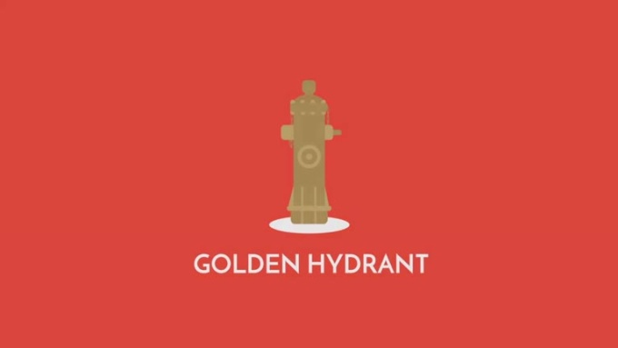 new golden fire hydrant pauline update