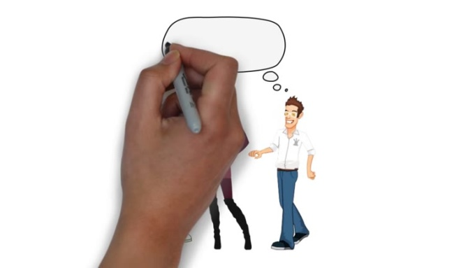 high quality whiteboard animation video with voice overs