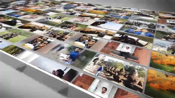 Jose Jafferji Photo intro video in 1080p Full HD High Quality Modified
