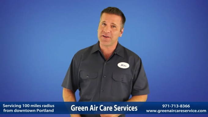 Air Duct Cleaner Video