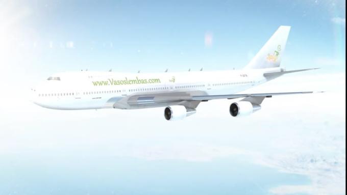 Plane Animation_Lembas