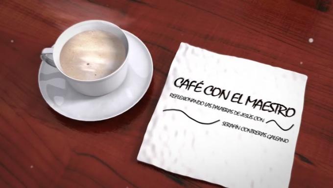 CAFÉ CON EL MAESTRO