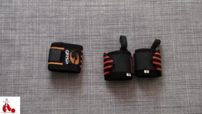 Wrist Wraps by GripPowerPads reviewFR