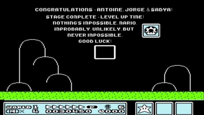 Mario Fiverr message 2