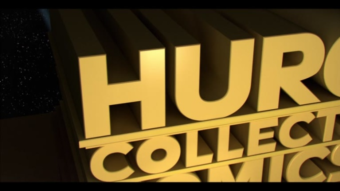 Hurc Collects Comics_HD Animation