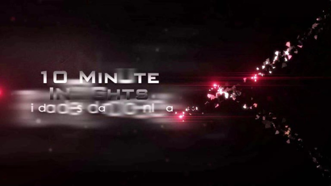 10min without music