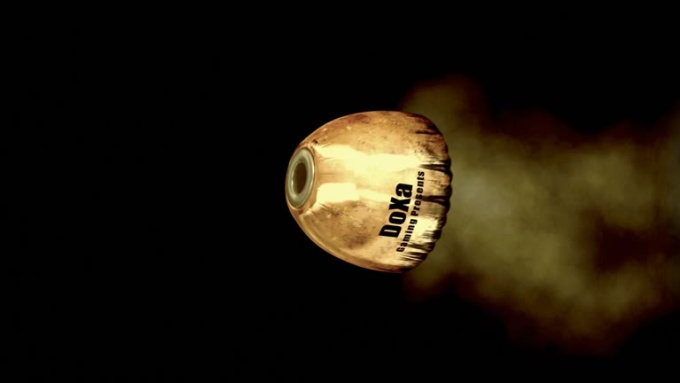 Juan - Doxa Gaming Presents - Bullet Gamers Logo Anim SFX AEXI