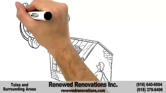 Roof Repair Video