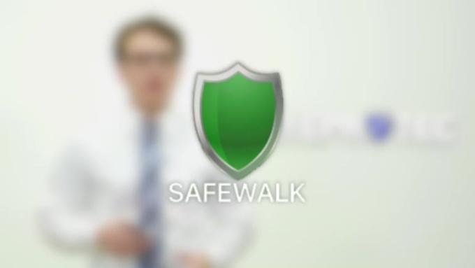 iPhon App Video - EyeProtec - SafeWalk
