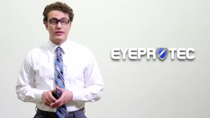 iPhone App Video - EyeProtec Subscription