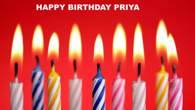 Priya - Cakes Pasteles_1461 - Happy Birthday_64