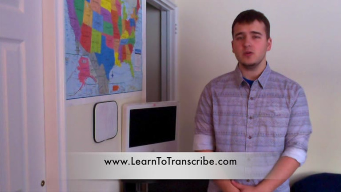 LearnToTranscribe