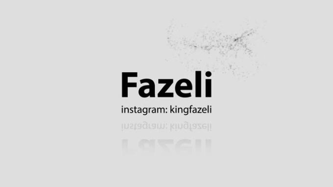 Fazeli changed 2