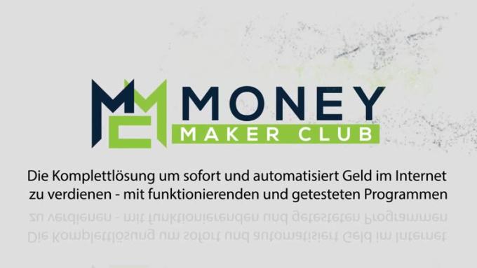 Money Maker Club