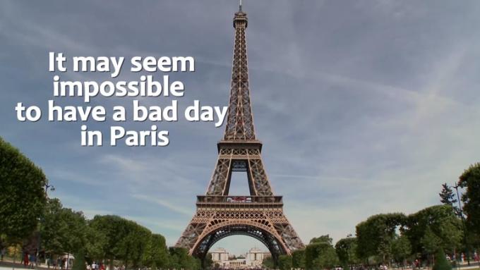Billionaire in Paris Series