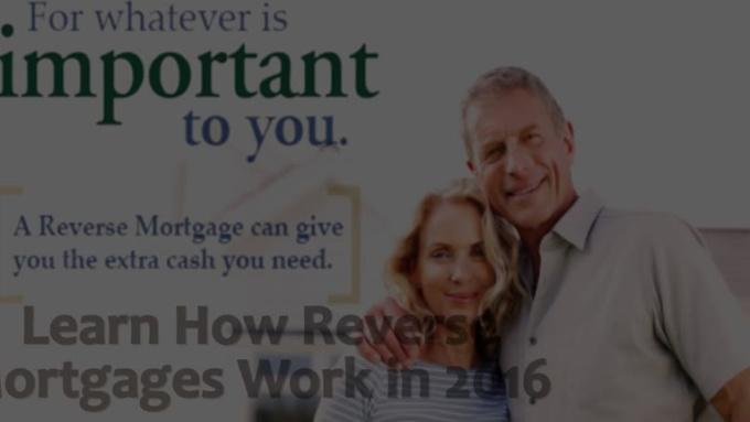 Reverse Mortgage version1