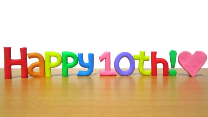 Happy 10th