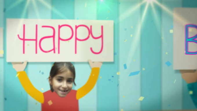 Birthday Wish Video to Emi in 720p HD High Quality