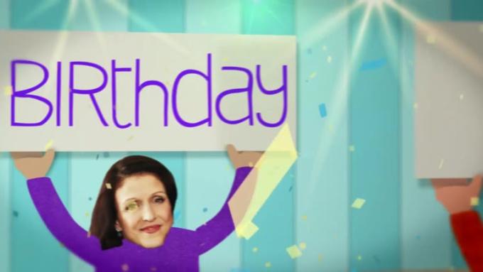 Birthday Wish Video to Mr