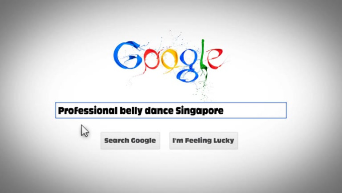 google search video