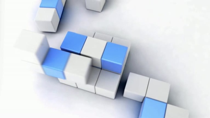 Cube Logic render here 640x480