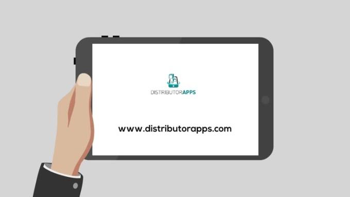 distributor app