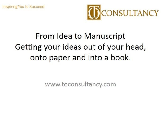 From_Idea_to_Manuscript__What_you_do_before_you_write