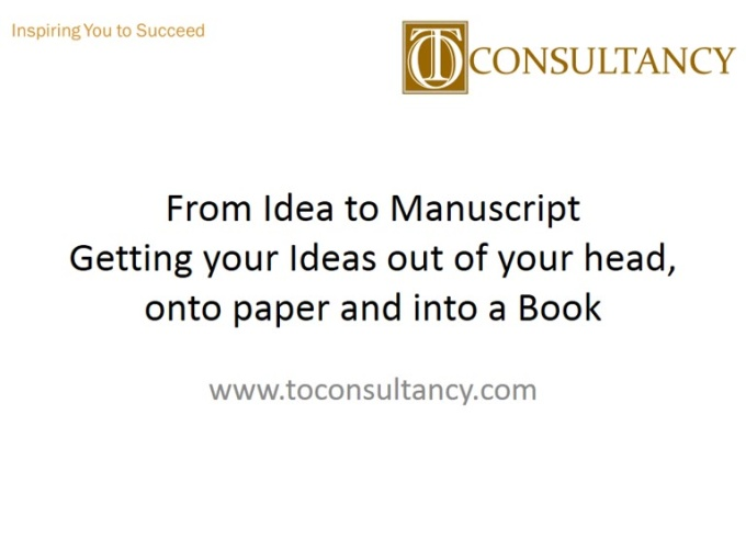 From_Idea_to_Manuscript__What_to_do_getting_started