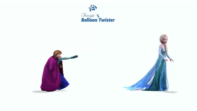Frozen sisters O22