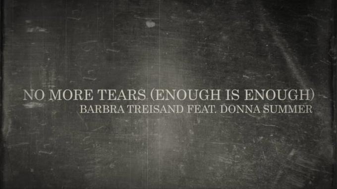 Donna Summer Lyrics Video Final