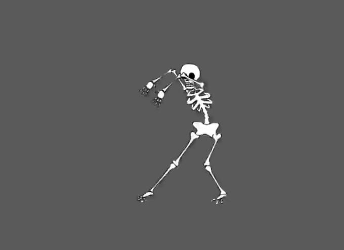 Fox_skeleton dance new