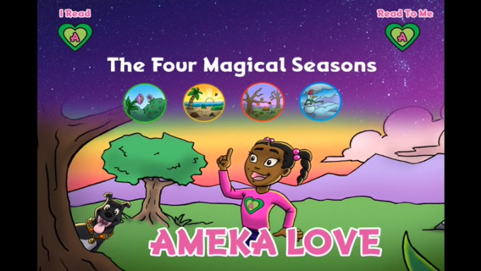 Ameka Love