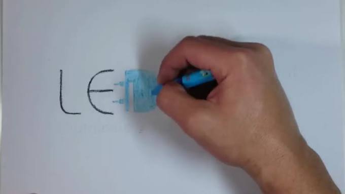 Led_life_logo video