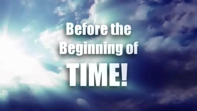 Beginning of time  -  Tony