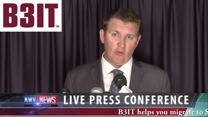B3IT Press Conference