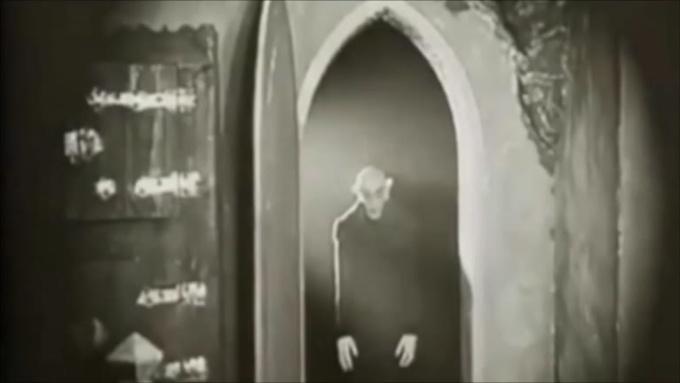 miatalb40 Historic Cemeteries silent movie