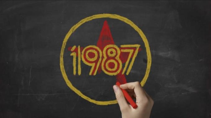 logo_1987_celeste chalk video drawing