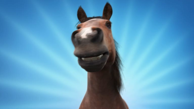 robbiebell687 funny horse