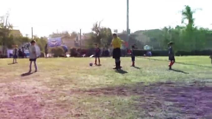 KIds Football Modified