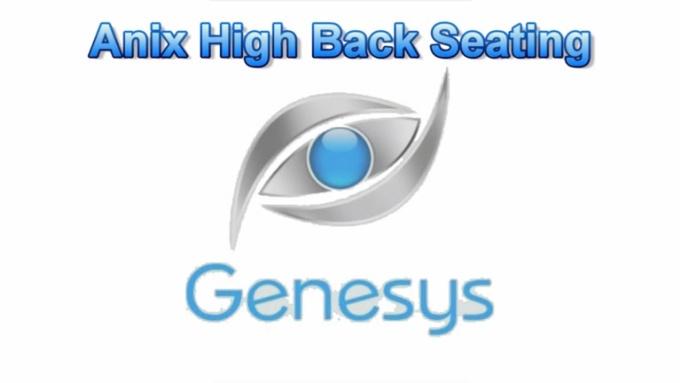 Anix High Back Seating