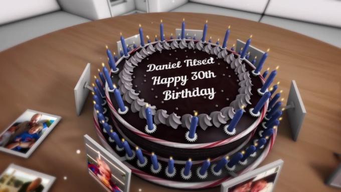redyellowpink_happy birthday - cake_full HD